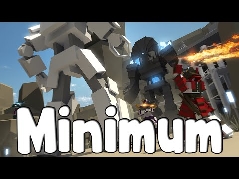 Minimum - 3rd Person Shooter MOBA & More!