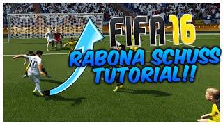 FIFA 16 RABONA SCHUSS/TOR TUTORIAL (DEUTSCH) - RABONA SHOT - TIPPS & TRICKS ULTIMATE TEAM (DEUTSCH)