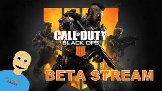 Call of Duty Black Ops 4 Blackout Beta Stream