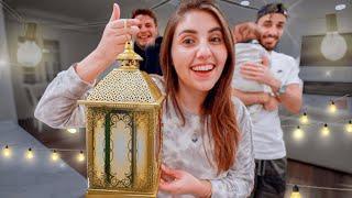 تجهيزات اول رمضان لنا في كاليفورنيا🌙(+انترو جديد)