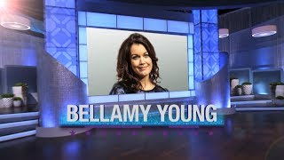 Monday on 'The Real': Guest Co-Host Kelly Osbourne, Bellamy Young