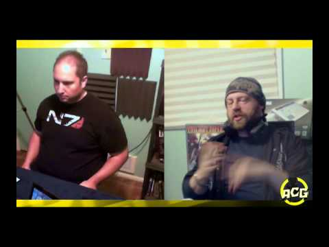 Aimless Chatter Gamecast AngryCast #1