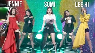 ROASTING Somi's 'Birthday' Outfits ft. Jennie & Lee Hi