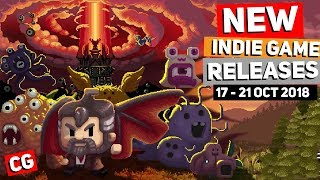 10 Upcoming Indie Game New Releases: 17th -21st October 2018 – Part 2
