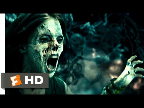 The Last Witch Hunter (4/10) Movie CLIP - Dragged Into the Dark (2015) HD