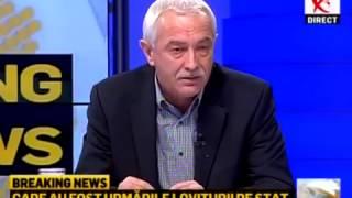 Teodor Mărieș invitat la em. Realitatea Românească - Ediție Speciala, la Realitatea tv -12.11.2016