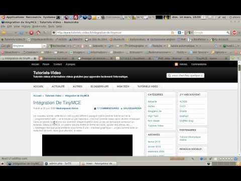 Tutoriel vidéo : Comment faire un système de news avec flux RSS en PHP