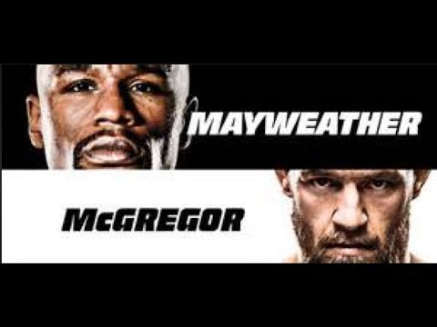 FLOYD MAYWEATHER v CONOR McGREGOR - 26th AUGUST 2017 - T-MOBILE ARENA (LAS VEGAS)