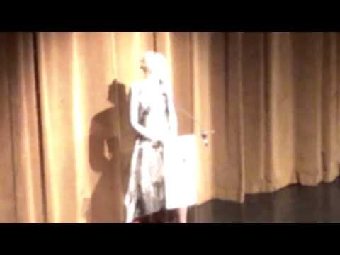 Cate Blanchett Accepts Best Actress Award from New York Film Critics Circle