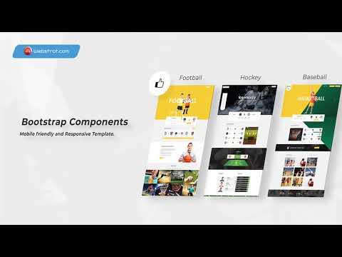 Sporteyz | Sports Club HTML Template
