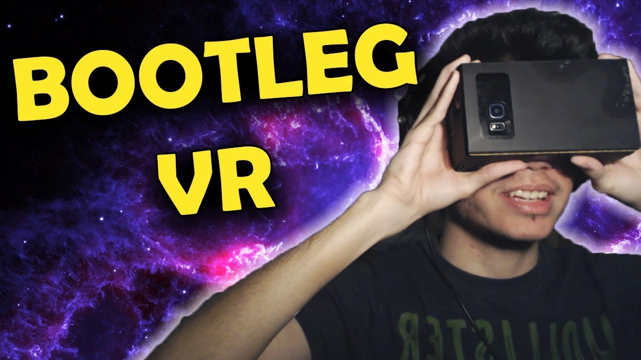 d2ceaf6e6804 THE BEST VR EXPERIENCE EVER - low budget Virtual reality experience ...