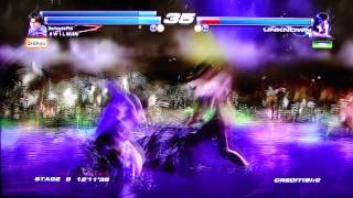 Tekken Tag Tournament 2 - Lei/Wang Arcade Mode pt3 (final)
