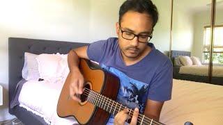 Chole jodi jabi dure sharthopor - Tarun (Acoustic cover)
