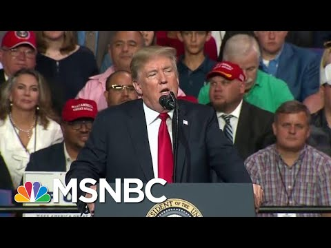 The Party Of President Donald Trump Has A Corruption Problem | Hardball | MSNBC Mp3