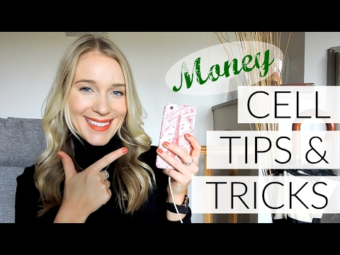 HOW TO MANIFEST MONEY: PART 2 - CELLPHONE TIPS & TRICKS