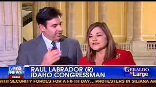 Rep. Labrador Appears on Geraldo At Large