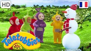 Les Teletubbies en français ✨ 2017 HD ✨ Boule de neige | Animated cartoon
