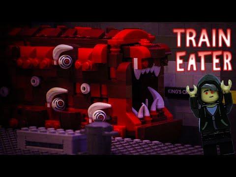 Мультфильм поезд лего поезд