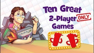 Edo's 10 Great 2-Player Only Games
