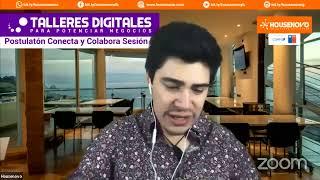 """Sesión 1: Postulatón Conecta y Colabora """"Bases y concepto"""" hnt018"""