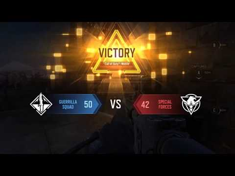 Call Of Duty Mobile (Domination Match)