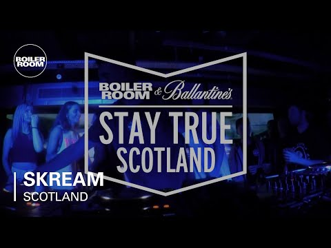 Skream Boiler Room & Ballantine's Stay True Scotland DJ Set