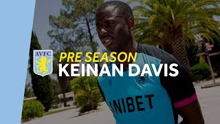 Day in the Life: Keinan Davis