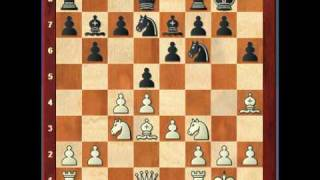 Chess Lesson #8, Part G (Queen's Gambit: Tartakower Defense)