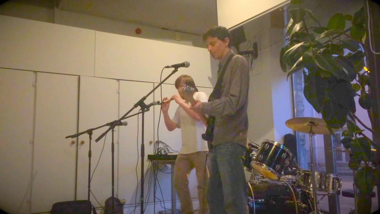 wir sind die avantgarde (part i & ii, live @ haven café, cork city