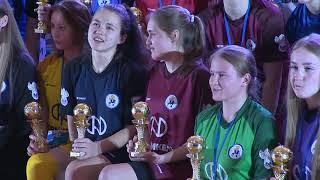 Всероссийский финал 16 го сезона проекта Мини футбол в школу завершился в Нижегородской области