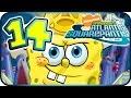 SpongeBob Atlantis SquarePantis Walkthrough Part 14 (PS2, Wii) ☼ Level 14 ☼ Ending
