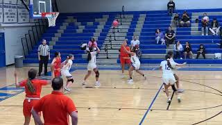 Mya Johnson Highlight Video 2019-2020