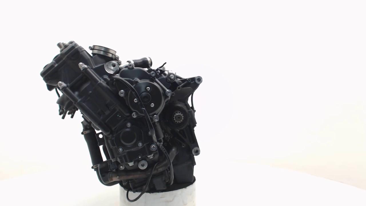 Used Engine Yamaha YZF R1 2004-2006 YZF-R1 5VY 2006-09 189093