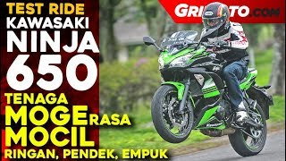 Kawasaki Ninja 650 | Test Ride Review | GridOto