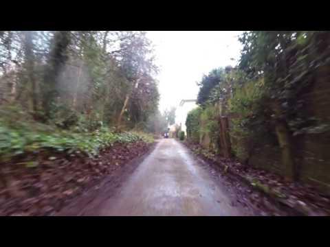 Royal Tunbridge Wells to East Grinstead to Godstone mixed road:trail:field