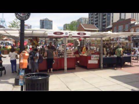 Small boutiques in the market! - Ottawa