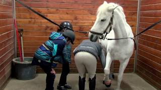 Ça se passe en famille, l'équitation - TVRL-H1701