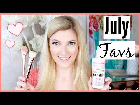 July Favorites 2015! Beauty, Lifestyle, and MORE!