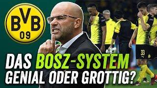 BVB und Peter Bosz - Schadet das System Borussia Dortmund?
