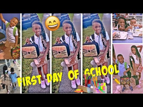 Thumbnail: Season 2 Ep. 14- First Day Of School -Family Vlog