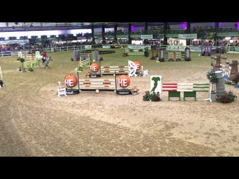 Jessica Howard and Rocky Robin I - PLW ADVENTURER Prelim 1 at SCOPE 2015