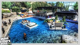 Luxury Party Mansion - GTA 5 MOD