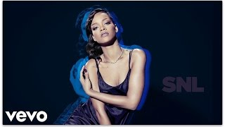 Rihanna - Stay Live on SNL ft. Mikky Ekko