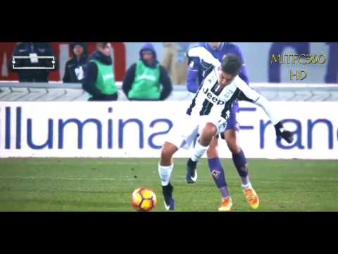 Paulo Dybala 2016-17 - Skills , Assists  & Goals || HD