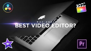 BEST VIDEO EDITING SOFTWARE FOR MAC (2020)