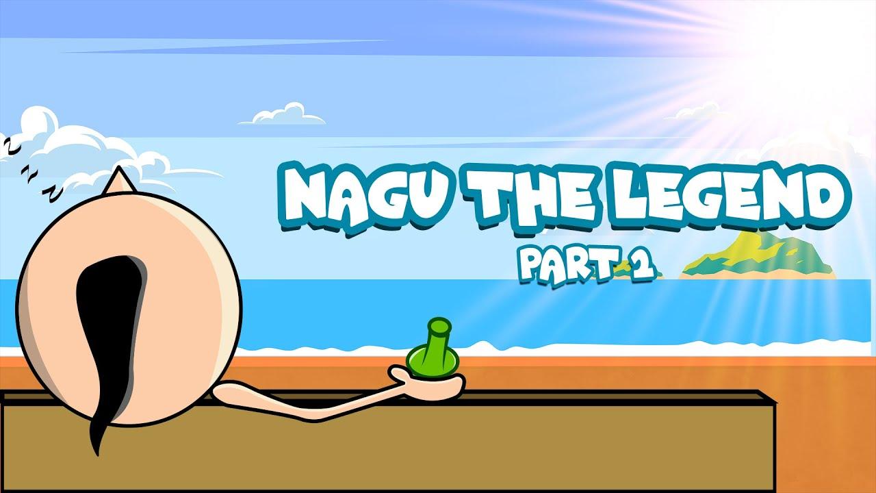 NAGU THE LEGEND : PART 2 | Angry Prash #Extra