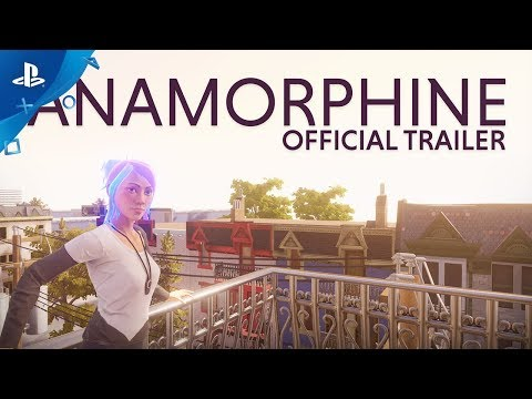 Anamorphine - Official Trailer | PS4