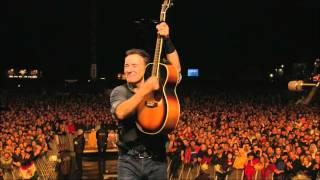 Bruce Springsteen - We Are Alive - London 2012 HD