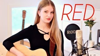 Download Mp3 Taylor Swift - Red  Cover By Cillan Andersson  Taylor Week!