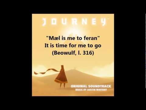 I was born for this - Journey soundtrack (correct lyrics)